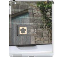 Mia Electric iPad Case/Skin