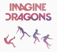 Imagine Dragons by rowankeenanx3