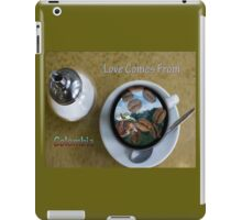 From Columbia with Love iPad Case/Skin