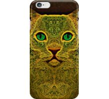 Electric Kitty iPhone Case/Skin