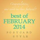 Challenge Best of Februari 2014 - banner by steppeland