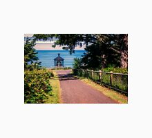 Walkway To Cape Meares Lighthouse Unisex T-Shirt