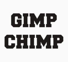 Gimp Chimp by TacticTees