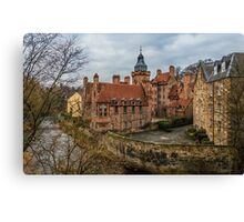 Dean Village Canvas Print
