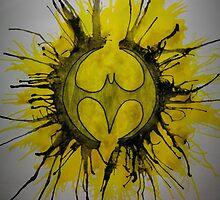 Batman by Amber Batten