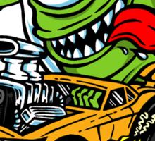 Mike's Ride Sticker