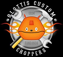 Glottis Custom Choppers by Dandi-boy