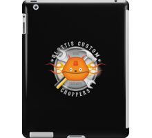 Glottis Custom Choppers iPad Case/Skin