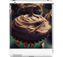 Dark Chocolate Decadence iPad Case/Skin