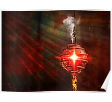The hookah room Poster