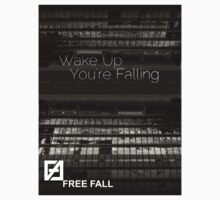 wake up you're falling by Dominic Perry