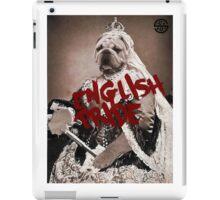 English pride iPad Case/Skin