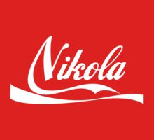 Nikola Cola T-Shirt