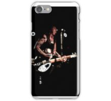 Neon Laura Jame Grace, Against Me! iPhone Case/Skin