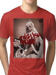 English pride Tri-blend T-Shirt