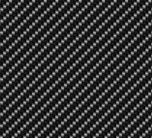 Carbon Fiber Black Sticker