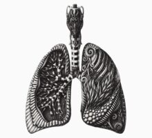 psychedelic lungs by MParis