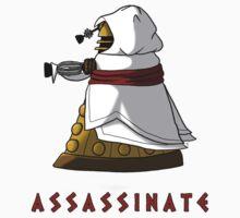 Assassin's Dalek T-Shirt