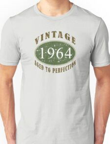 Vintage 1964, 50th Birthday T-Shirt Unisex T-Shirt
