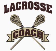 Lacrosse Coach by SportsT-Shirts