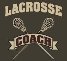 Lacrosse Coach Dark by SportsT-Shirts