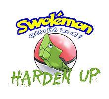 Pokemon - Harden Up Photographic Print