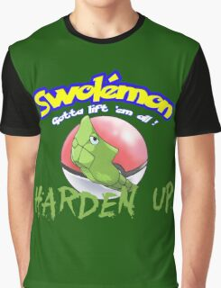 Pokemon - Harden Up Graphic T-Shirt