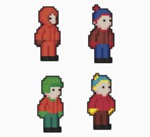 South Park - Starbound Sprites by Jyles Lulham