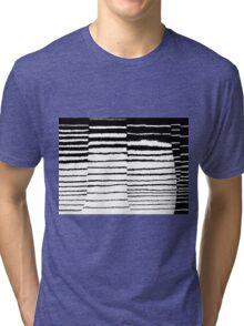 Las Lineas II  Tri-blend T-Shirt