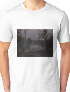 Reflections of the moon Unisex T-Shirt