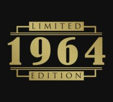 1964 Limited Edition T-Shirt by thepixelgarden