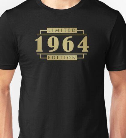 1964 Limited Edition T-Shirt Unisex T-Shirt