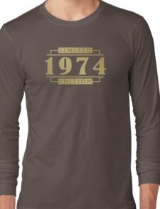 1974 Limited Edition T-Shirt Long Sleeve T-Shirt