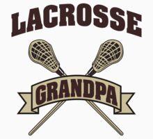 Lacrosse Grandpa by SportsT-Shirts