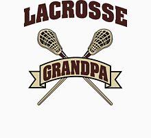 Lacrosse Grandpa Unisex T-Shirt