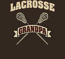 Lacrosse Grandpa Dark Unisex T-Shirt