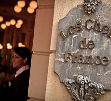Bonjour... Welcome to Les Chefs de France by Scott Smith