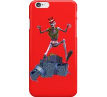 Zombie Surprise iPhone Case/Skin