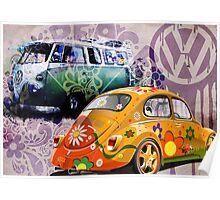 VW - Volkswagon Poster