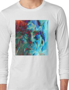 Old Man Time Long Sleeve T-Shirt