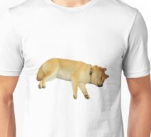 sleepy shibe Tee Unisex T-Shirt