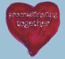 procrastinating together by vampvamp