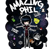 AmazingPhil by AutumnRay