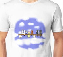 Cats in a tree Unisex T-Shirt