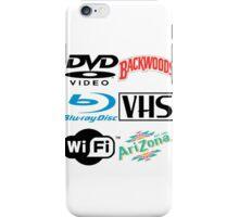 Smoke VHS iPhone Case/Skin