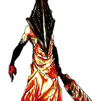Pyramid Head Approves by RobbiLee100