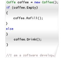 New Coffee() Poster
