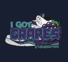 I Got Grapes Kids Tee