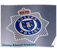 Police Poster