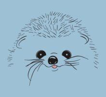 Tender hedgehog baby animals Baby Tee